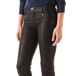 Free People | Vegan Leather Skinny Pant